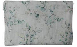 UKKIE babydesign hydrofiele doek Eucalyptus 65x65 cm