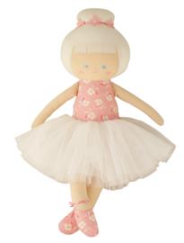 Alimrose grote Ballerina pop 50 cm pink petals
