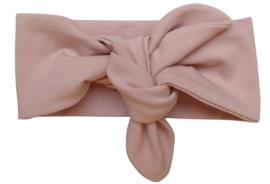 UKKIE babydesign haarbandje Nude roze