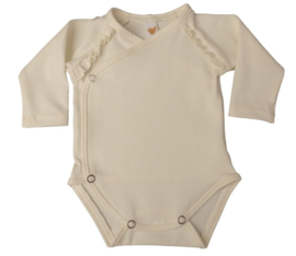 UKKIE babydesign overslagrompertje Off-white