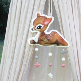 Muurdecoratie Bambi