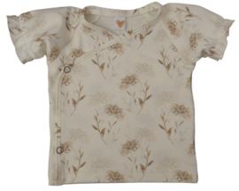 UKKIE babydesign ruffle shirt Hortensia