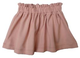 UKKIE babydesign rokje Nude roze