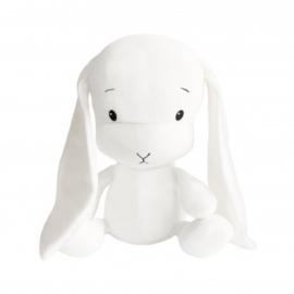 Knuffel konijn wit 35cm