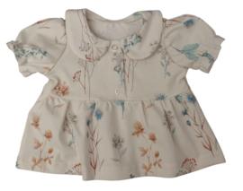 UKKIE babydesign blousje Veldbloemen