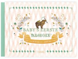 Pimpelmees Baby's eerste dagboekje