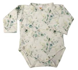 UKKIE babydesign overslagrompertje Eucalyptus