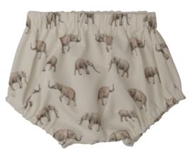 UKKIE babydesign bloomer Olifantjes