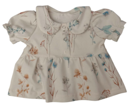 UKKIE babydesign jurkje Veldbloemen