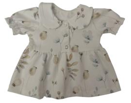 UKKIE babydesign blousje Papaver