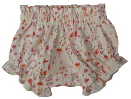 UKKIE babydesign ruffle bloomer Zomerbloemetjes