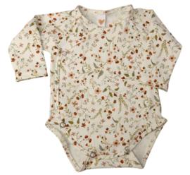 UKKIE babydesign overslagrompertje Duizend bloemetjes