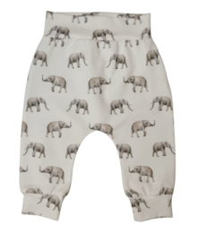 UKKIE babydesign broekje Olifantjes