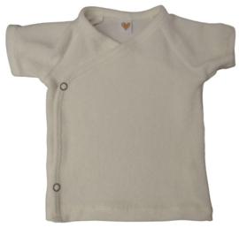 UKKIE babydesign shirt Badstof ecru