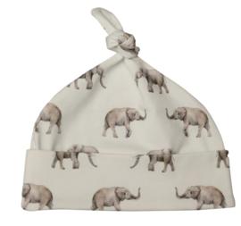 UKKIE babydesign mutsje Olifantjes