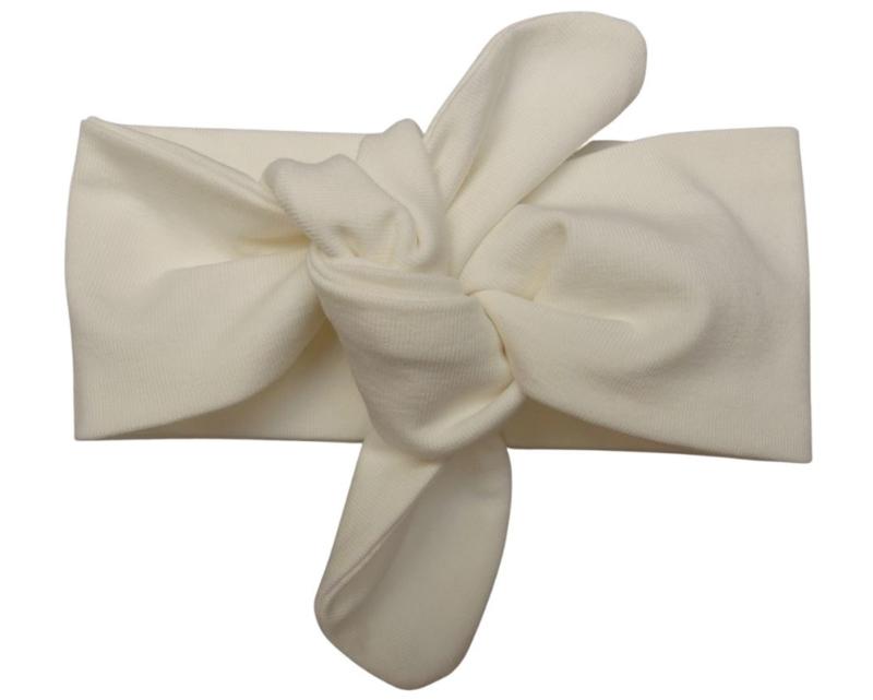 UKKIE babydesign haarbandje Off-white