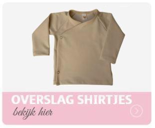 overslagshirt, newbornshirts, baby