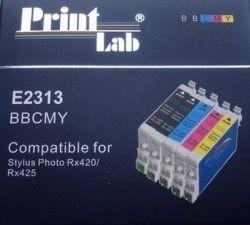 T0556 Multipack Huismerk +1 cartridge gratis