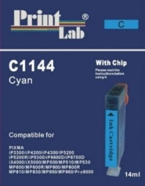 CLI-8 Cyaan Huismerk