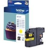 Brother LC-123 yellow Orgineel
