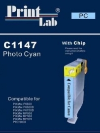 CLI-8 Foto Cyaan HUISMERK