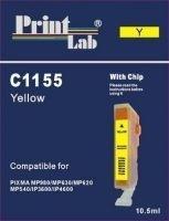 CLI-521 Yellow Huismerk
