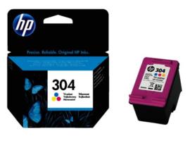 HP 304 (N9K05AE) Inktcartridge 3-kleuren