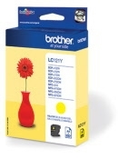 Brother LC-121 Yellow Origineel