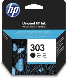 HP 303 (T6N02AE) Inktcartridge Zwart