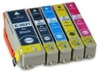 Epson 26XL inktcartridge multipack 5st. hoge capaciteit (huismerk)