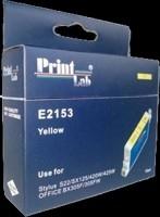 T1284 Yellow Huismerk