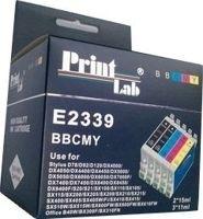 T0715 Multipack Huismerk +1 cartridges gratis