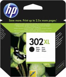HP 302XL (F6U68AE) Inktcartridge Zwart Hoge capaciteit