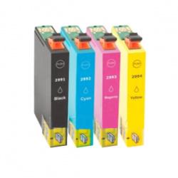 Epson T29 serie Multipack huismerk 4st