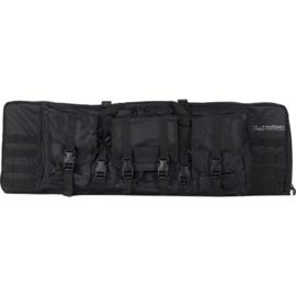 "Gun Case - V Tactical Double Rifle Tactical-42""-Black"