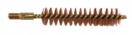 Borstel brons zwartkruit kaliber .45/11.4mm.