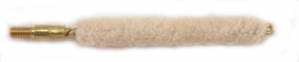 Pistool borstel katoen Kaliber .24/6mm t/m .27/7mm..