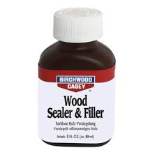 Birchwood Casey Wood sealer & filler