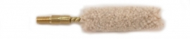 Pistool borstel katoen kaliber .35/9mm t/m .40/10mm.