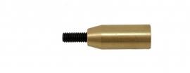 Pompstok adapter jachtgeweer. 8/32m to 5/16-27.