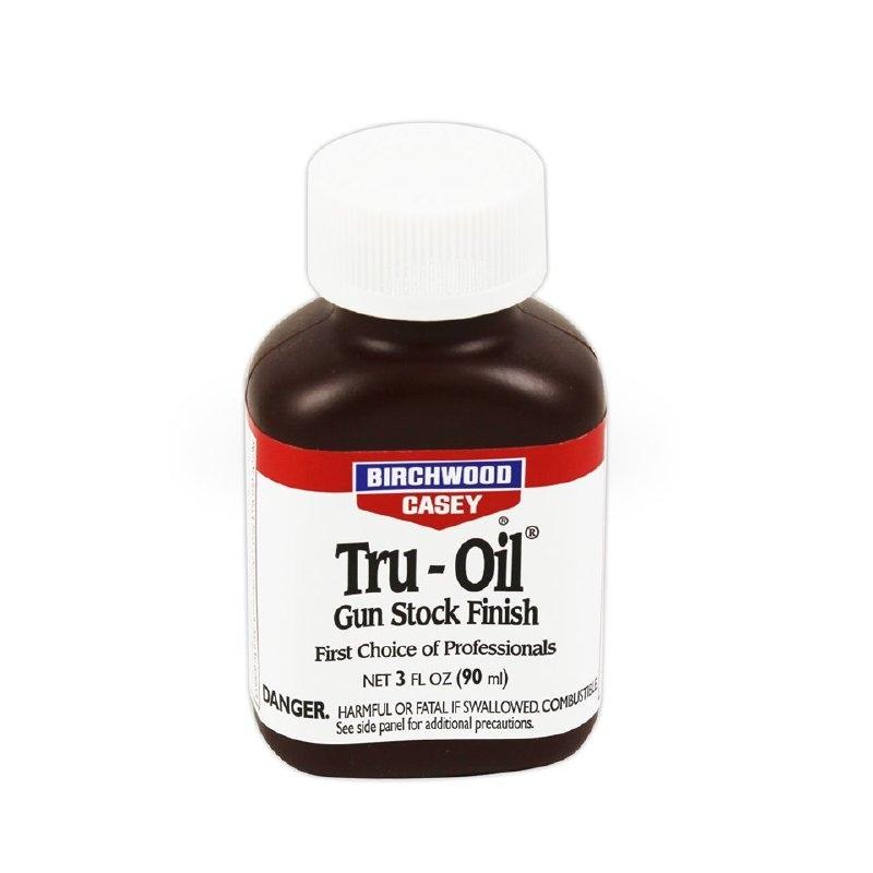 Birchwood casey tru oil