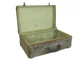 "Oude koffer ""Real Vulc. Vibre"""
