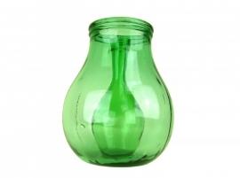 Idee uit 101 Woonideeën: Glas-in-vaas Vaas