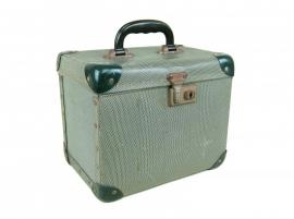 Kleine vintage koffer