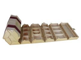Vintage Rolykit opbergbox