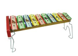 Vintage xylofoon