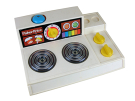 Fisher-Price fornuis