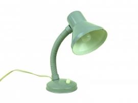 Wand- of bureaulamp grijs