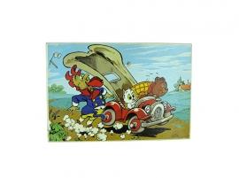 Puzzel Olivier B. Bommel (rijdend)