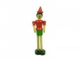 Houten Pinokkio speelpop